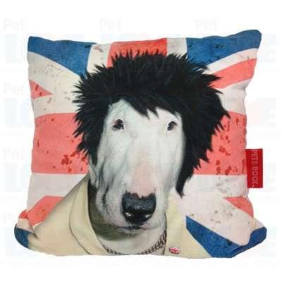 Capa para Almofada Dogpunk Branca - Pequena