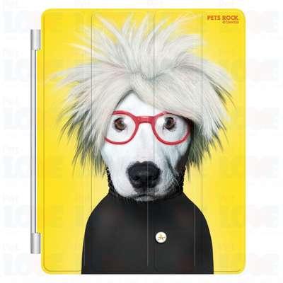 Capa Plast Dogsoup Pets Rock para iPad