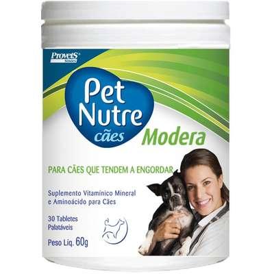 Suplemento Petnutre Modera Tabletes - 60gr