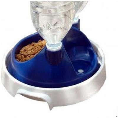 Bebedouro e Comedouro Jetaplast System Ball - Azul