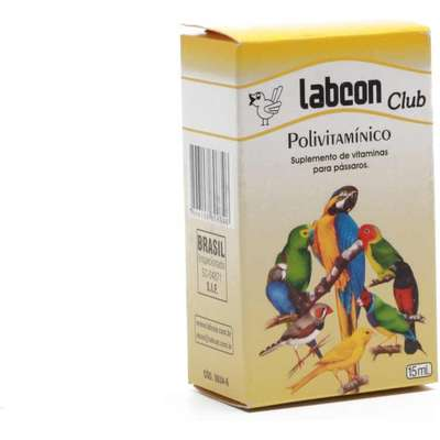 Labcon Club Polivitamínico - 15 ml