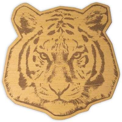 Adesivo de Parede Tigre Marfim
