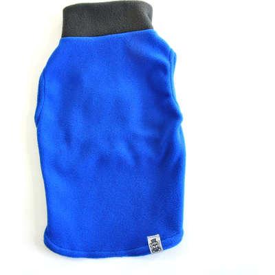 Camiseta Bichinho Chic Básica Azul